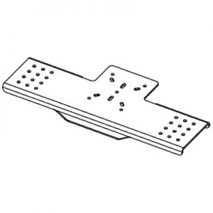 DB2 - Double Pan & Tilt Bracket Adaptor