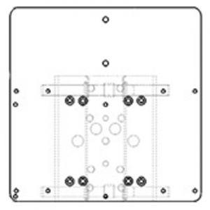 PBC-PSU-ADAP AdaptorPlate