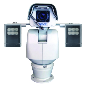 VARIO2 ESPRIT - Purpose designed VARIO LED lighting illuminators powered directly from specific Pelco Esprit camera models
