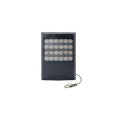 VARIO 2 IP PoE HYBRID hy8-1 - VAR2-IPPoE-hy8-1 Long Range Hybrid Network Illuminator (IR + WL) - Combined Infra-Red and White-Light Network illuminator in a single panel unit (12/24V) - up to 290 m in IR and 144 m in WL