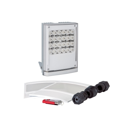 VARIO 2 IP - VAR2-IPPoE-w8-1 Medium Range White-Light Network Illuminator