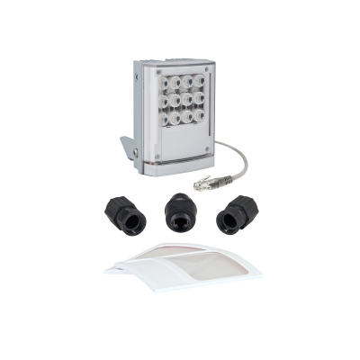 VARIO 2 - VAR2-PoE-w4-1 Medium Range White-Light PoE Illuminator