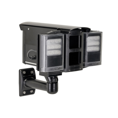VARIO 2 Lighthouse Kit (VLK) - VAR2-VLK-hy6-2 Hybrid Illuminator and Camera Housing - Fully Integrated Hybrid Lighting + Camera Housing Solution, camera(s) not provided (24V DC) - up to 254 m in IR and 124 m in WL.